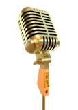 Microfone ilustração royalty free