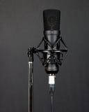 Microfone 1 Imagens de Stock