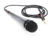 Microfone dinâmico Fotos de Stock