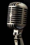 Microfone do vintage Imagens de Stock Royalty Free