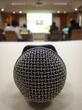Microfone e orador imagem de stock royalty free