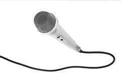 Microfono Immagine Stock