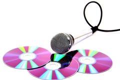 Microfono. Fotografia Stock