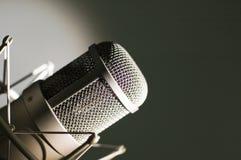 Microfono. Fotografia Stock Libera da Diritti