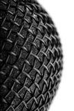 Microfono astratto Immagini Stock