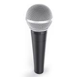 microfono 3d Fotografia Stock Libera da Diritti