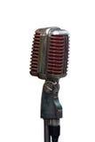 microfono di era degli anni 40 Fotografia Stock