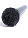 Microfono dinamico fotografia stock