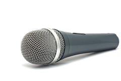 Microfono per karaoke Fotografia Stock Libera da Diritti