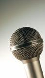 Microfono professionale Fotografia Stock Libera da Diritti