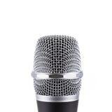 Microfono senza cordone Fotografia Stock Libera da Diritti