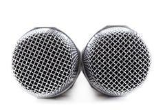 Microfono senza cordone Immagini Stock