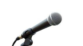 Microfoon stock foto's