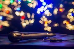 Microfoon Royalty-vrije Stock Foto's