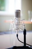 Microfoon 1 Stock Foto
