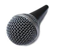 Microfoon zonder kabel Stock Afbeeldingen