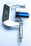 Micrometer. Will measure dimensions of piston royalty free stock photos