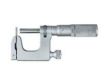 Micrometro Fotografia Stock