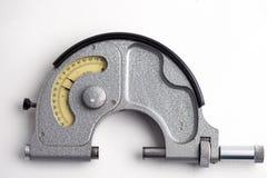 micrometro Fotografie Stock Libere da Diritti