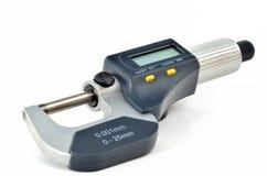Micrometro di Digital Fotografie Stock
