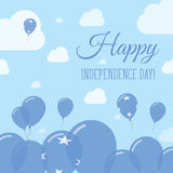 Micronesia, Federated States Of Independence Day. Royalty Free Stock Photography