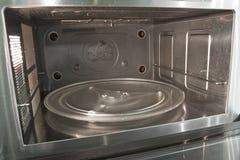 Microonda Dentro De La Foto De La Visión Imagen De Archivo Imagen De Ayuda Fondo 15986791