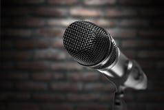 Microphon Стоковое фото RF