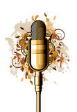 Microphone Royalty Free Stock Photography