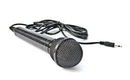 Microphone Photographie stock