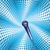Microphone. Royalty Free Stock Photo