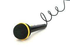 Microphone Photo libre de droits