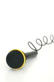 Microphone Image libre de droits