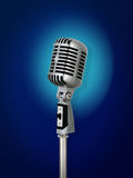 Microphone images stock
