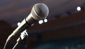 Microphone Photos stock