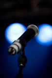 A microphone Royalty Free Stock Images