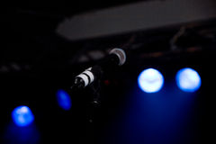 A microphone Royalty Free Stock Photos