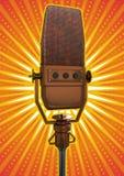 Microphone Stock Image