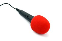 Free Microphone Stock Photo - 7970890