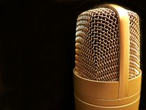 Free Microphone Royalty Free Stock Photography - 941757