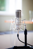 Microphone 1 Photo stock