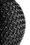 Microphone abstrait Images stock