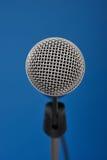Microphone audio Images libres de droits