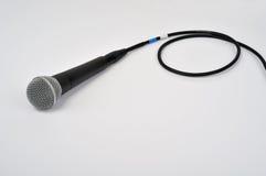 Microphone audio Photo libre de droits