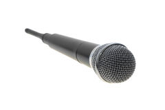 Microphone without cable Royalty Free Stock Images