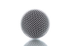 Microphone without cable isolated Royalty Free Stock Photos