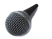 Microphone without cable Stock Images