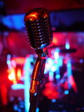 Microphone classic Royalty Free Stock Photo