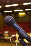 Microphone close up Royalty Free Stock Images