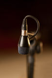 Microphone closeup Stock Images