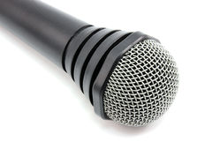 The microphone Royalty Free Stock Image